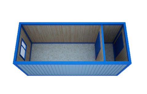 блок контейнер с тамбуром