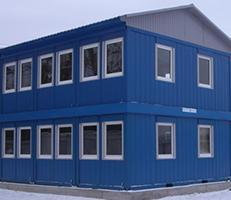 купить модульные здания в СПб