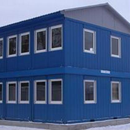модульные здания из блок контейнеров